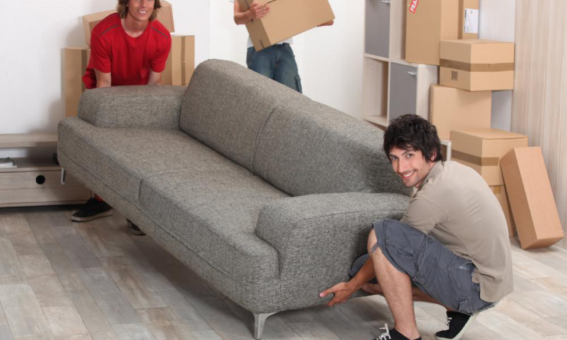 The Moving House Burden—Those Heavy Pieces of Furniture