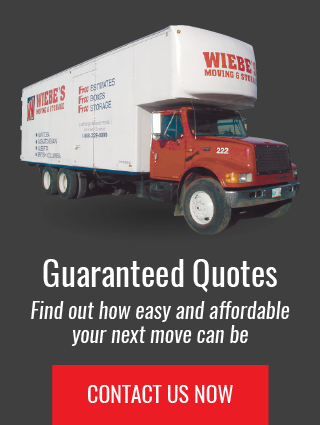 Guaranteed Quotes: Find out how easy and affordable your next move can be: Contact Us Now