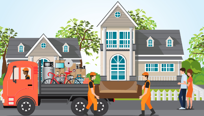 Tips For Making The Moving Process Less Stressful