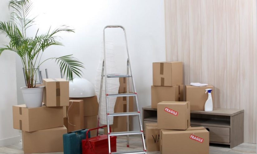 4 Ways To Cope with the Stress of Moving